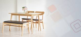 4 seater dining table with bench benise scandinavian compact 4 seater dining set 1 1200 table 2