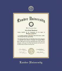 of south carolina diploma frame custom diploma frames certificate frames framing success lander