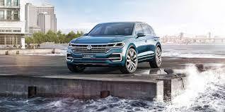 Future Vw Touareg 2018 Volkswagen Touareg Suv What We Know Until Now