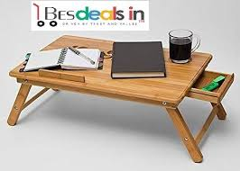 Folding Wooden Bed Insasta Multi Purpose Colorful Foldable Portable Wooden Study