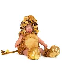Baby Halloween Costumes Lion Lion Halloween Costume Baby Lion Animal Costume Boys