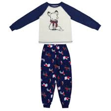 famjams woodland creatures family pajama set jcpenney
