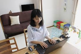 firms pitch part time work at home as way to ease leave takers