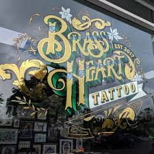 paul banks signwriting and design sign writer bridlington