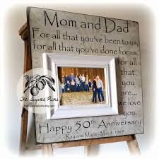 40th anniversary gifts for parents 40th wedding anniversary gifts parents best of 50th wedding