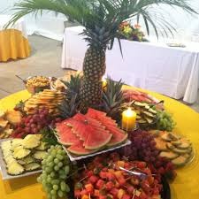 fruit displays the fruit display u did for a wedding reception simply gourmet