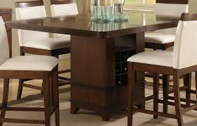 Chair High Top Dining Table Set  Chair Round Pub Measurements - Standard kitchen table sizes