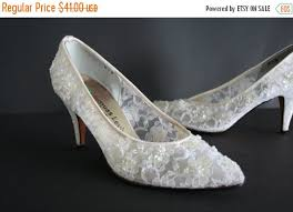 wedding shoes sale black friday sale bridal beaded shoes lace and sequin white ivory