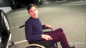 Wheelchair Meme - idubbbz wheelchair edition coub gifs with sound