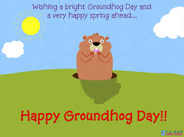 groundhog day cards bright groundhog day a happy ahead happy groundhog