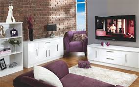 Gloss White Living Room Furniture The Most Gloss White Living Room Furniture Home Design Intended