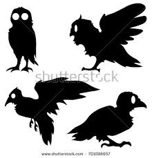 halloween ravens clipart illustrations creative owl silhouette stock images royalty free images u0026 vectors