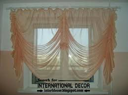 Curtain For Kitchen Designs Largest Catalog Of Kitchen Curtains Designs Ideas 2016
