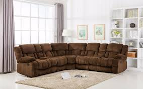 Sectional Recliner Sofas L Shaped Reclining Sofa Salevbags