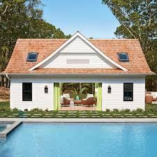 Pool Home 10 Pool House Design Ideas Coastal Living