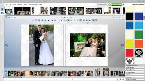 professional wedding albums bridebox professional wedding album design software