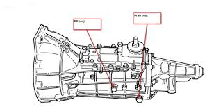 2003 ford ranger transmission diagram 5r55e transmission repair