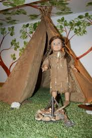 arts and crafts for your american doll native american tipi