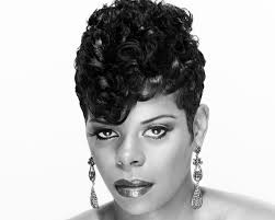 printable hairstyles for women pictures black woman hairstyle with waves black hairstle picture