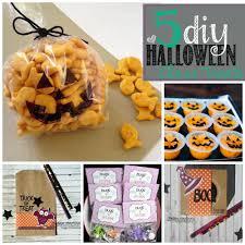 5 super easy diy halloween class treats loving life u0027s little