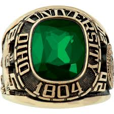 ohio state class ring ohio athens oh