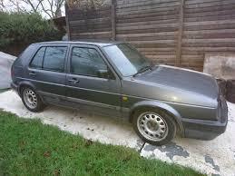 volkswagen hatchback 1990 1990 golf 1 8 gl vw golf mk2 oc cars for sale