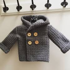 Sweater Toddler Steppin Out Crochet Baby Pea Coat Baby Sweater Toddler Pea