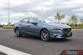 mazda m6 2017 mazda 6 sedan review u2013 atenza diesel