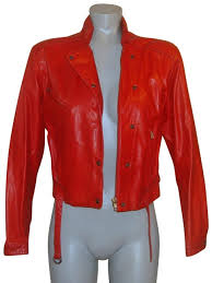 lightweight motorcycle jacket red vintage lightweight genuine motorcycle jacket size 6 s tradesy