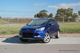 Ford Escape Titanium - review 2013 ford escape titanium take two video the truth