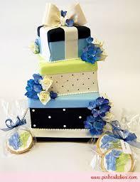wedding cake gift boxes wedding shower stacked gift box cake bridal shower cakes boxed