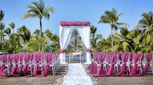 Wedding Ceremony Decorations Glamorous Caribbean Weddings Archives Weddings Romantique