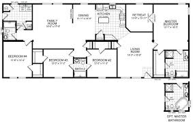 contemporary modular homes floor plans 5 bedroom mobile home floor plans images stunning modular homes