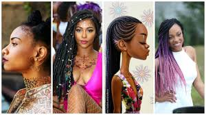 12 beautiful protective hairstyles help you grow your