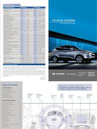 hyundai tucson quick reference guide manual transmission