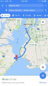 Map Staten Island How To Stay In New York City For 30 Night Camp Gateway Staten