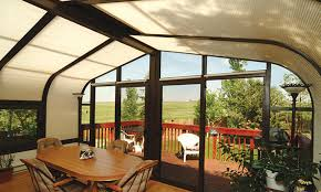 Custom Patio Blinds Sunroom Blinds And Patio Shades Great Day Improvements