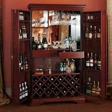 st helena hide a bar wine furniture dark 2324 iwa wine