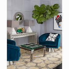 Swivel Chairs For Sale Bacharach Swivel Chair Modern Furniture Jonathan Adler