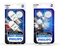 Led Light Bulbs For Headlights by Led Lights For Your Car Vision Led Philips