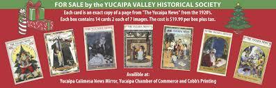 Yucaipa Christmas Lights The Yucaipa Valley Historical Society Presents U0027christmas