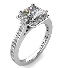 engagement rings brisbane passion8 diamond engagement ring review princess cut diamond halo