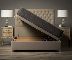 ottoman beds with mattress sueno ottoman bed exclusive ottoman beds fr sueno