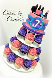 77 best cupcake tower images on pinterest cupcake towers