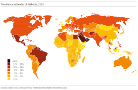 World Map 1975 by Global Nutrition Market Obesity And World Health Global Sherpa