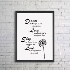 online get cheap wall art quotes dance aliexpress com alibaba group