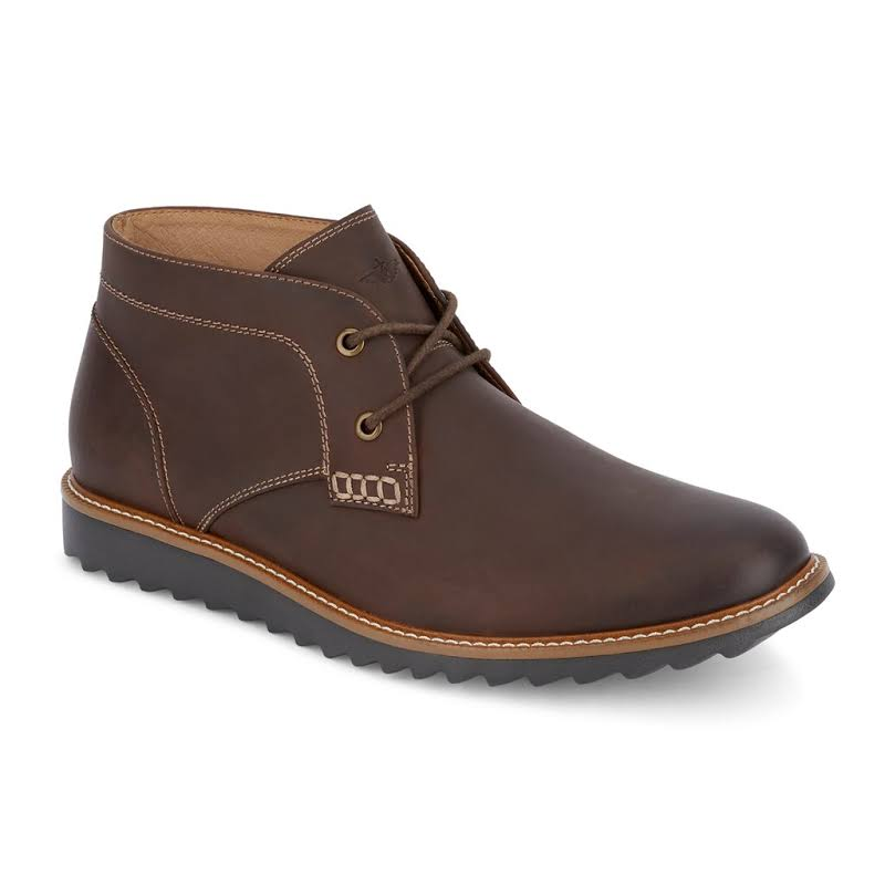 Dockers Gates Leather SMART SERIES Dress Casual Chukka Boot Shoe
