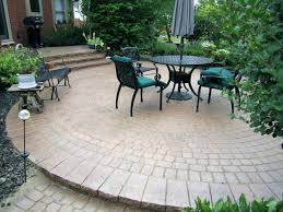 Garden Paving Design Ideas Landscaping Ideas Using Pavers Patio Ideas With Large Size Of