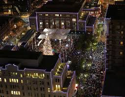 sundance square tree lighting 2017 fort worth parade of lights home facebook