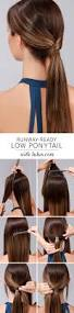 collections of how to make hairstyle at home for long hair cute